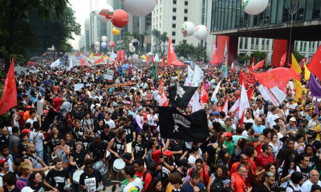 Brazil: From resistance to the struggle for socialism