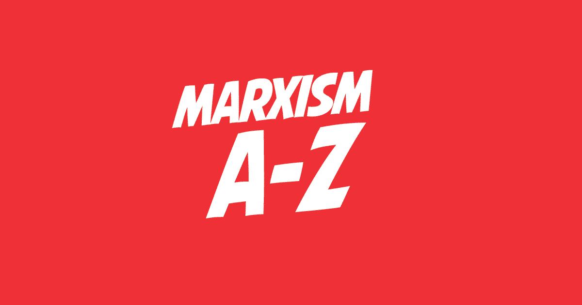 Marxism A-Z